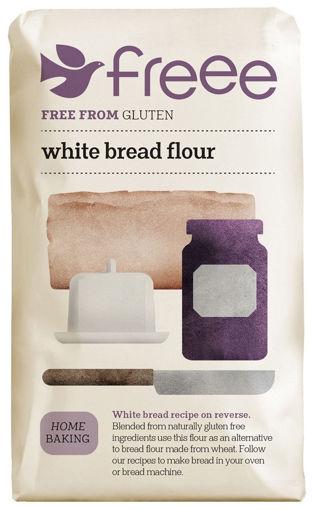 תמונה של פרי תערובת קמחים ללחם ללא גלוטן 1 ק'ג