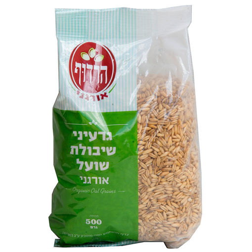 Picture of הרדוף גרעיני שיבולת שועל 500 ג'ר
