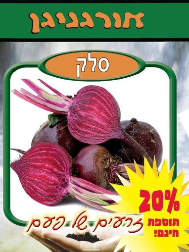 תמונה של נטורל גרין זרעי סלק 60 זרעים
