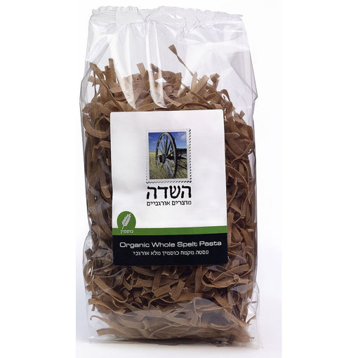 "Picture of השדה פסטה פטוצ'יני מקמח כוסמין מלא אורגני 350 ג""ר"