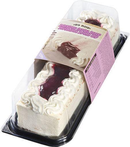 Picture of בקרי עוגת אוכמניות עם גבינה חלבי 650 ג'ר