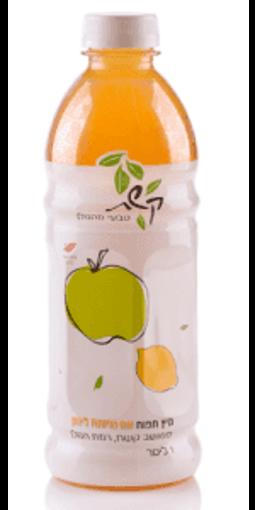 Picture of קשת מיץ תפוח עם לימון 1 ליטר