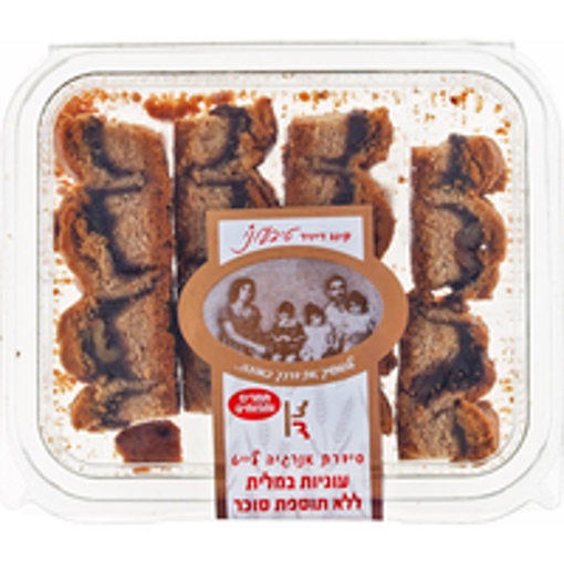 "Picture of קינג דיויד עוגיות תמרים תפוחים ללא סוכר טבעוני 350 ג""ר"